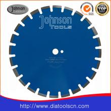 Cuchilla de diamante de 400mm: Hoja de sierra circular para hormigón armado