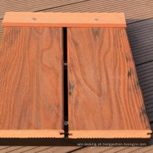 Alpendre exterior wpc decking pedestal de plástico para telhas