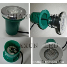IP68 3X1w Imbedded LED Swimming Pool Light (HXST0103)