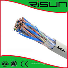 High Quality 2/3/4/6/8/10/25 Pairs Cat3 Telephone Cable