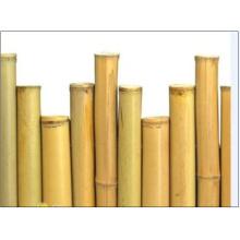 Vente de bâtons de bambou secs peu coûteux pour diverses utilisations