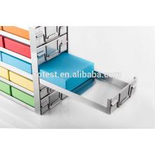 4 * 4 stainless steel industrial freezer rack