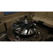 Промышленное прецизионное литье крыльчатки центробежного насоса