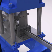 41x41 unistrut metal framing rolo dá forma à máquina