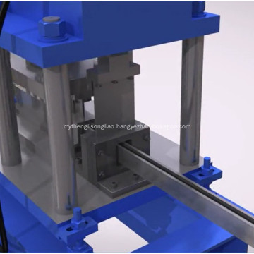 41x41 unistrut metal framing roll forming machine