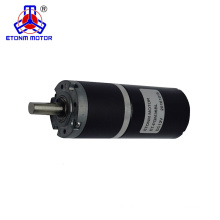 36mm high torque planetary brushless dc motor 24v