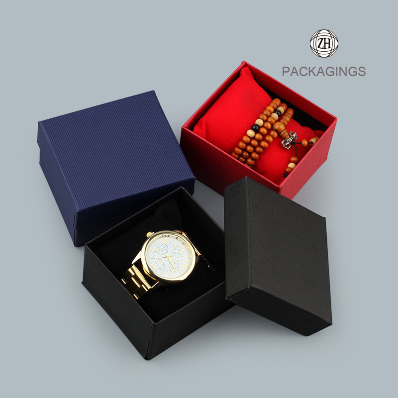 New designed paper bracelet packaging box