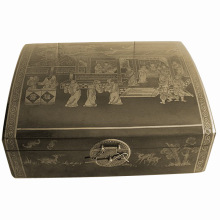 Роскошная Коробка вина для упаковки и сбора (W13)
