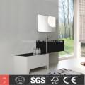 Diseño alto del cuarto de baño del gabinete del doble del estilo de la vanidad del espejo de la venta caliente