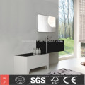 Hot sale tall mirror vanity style double cabinet bathroom design