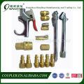Raccords de compresseur d'air 17Pcs kit d'accessoires d'air
