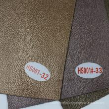 2015 nuevo patrón de impresión al por mayor de tela de cuero de imitación (HS001 #)