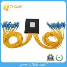 Fator óptico do PLC da fibra do preço do OEM da alta qualidade