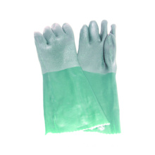 Jersey Liner Work Glove with PVC Double Dipped