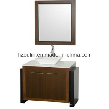 Express Wooden Bathroom Vanity (BA-1134)