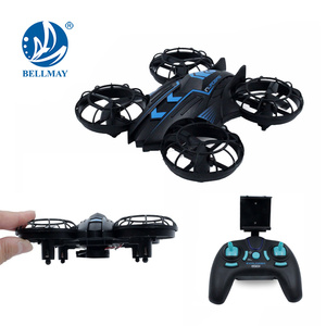 2.4GHz 4 canaux sans fil sans fil WiFi FPV RC Drone avec 0.3MP Wifi Camera