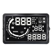 V-Checker H301 Hud Speed Display Universal Auto Trip-Computer