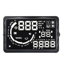 V-Checker H301 Hud Speed Display Universal Car Trip Computer