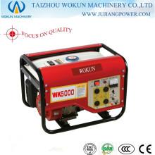 CE Approval Kobal Type 2kw 100% Copper Gasoline Generator