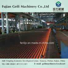 Station de refroidissement pour usine de laminage en acier