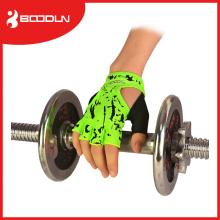 Tipo do exercício do Gym As melhores luvas de levantamento de peso