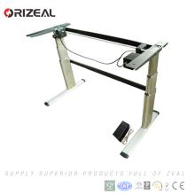 Preços cortados ao meio Mesa standup ajustável de altura ergonómica de alta qualidade no sistema de controlo sem fios