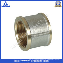 Brass Socket Coupling Pipe Fitting (YD-6036)