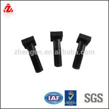OEM de alta resistência parafusos de aço lag