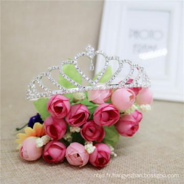 2017 Real Photo Princess Pageant Tiara Crowns à vendre
