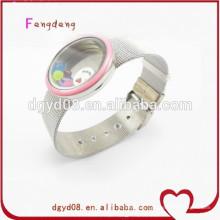 Stainless steel wholesale bracelet 2015