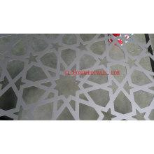 Алюминиевая гравировальная панель с помощью гравировальной машины с ЧПУ (GLEP002)