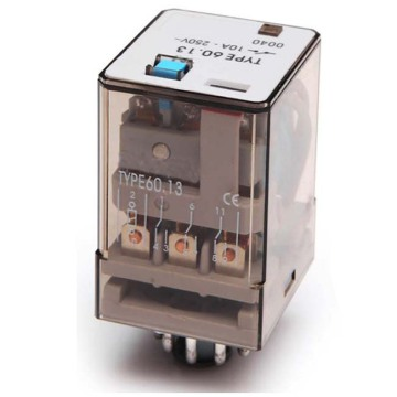 60.12 60.13 90.22 90.23 Connecting Relay Socket