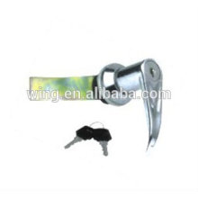 ningbo door aluminium cam handle lockset manufacturer
