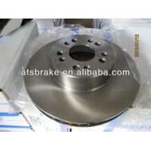 Pour rotor de frein à disque de frein MERCEDES-BENZ