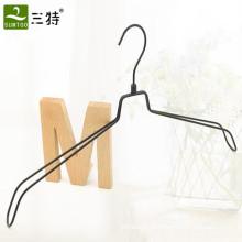 вешалка для одежды из высококачественного металла для магазина модной одежды