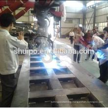 Load plate welding Automatic Robot Welder