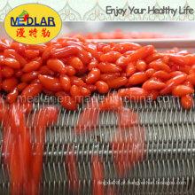 Cuidado da pele da nêspera Wolfberry chinês