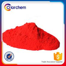 Pintura base solvente Pigment Red 112