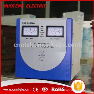 Régulateur de tension basse tension SAR pour climatiseur, réfrigérateur, ordinateur