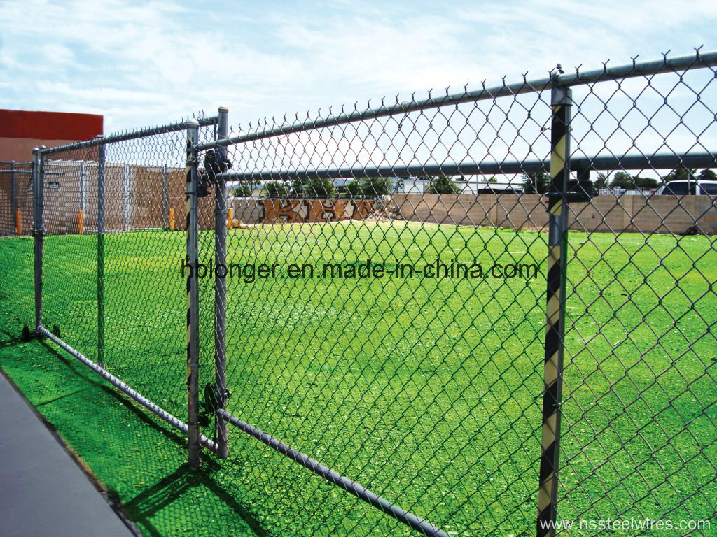 pvc coated chain link wire mesh china