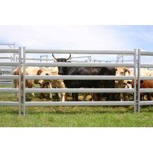 Équipement de bétail galvanisé à chaud DIP lourd Équipement Panneau de jardin de bétail