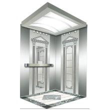 Пассажирский Лифт Лифт Зеркалом Вытравленное Мистер И РСЗО Аксен Ты-K218