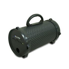 Hot portable wireless bazooka bluetooth speaker