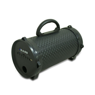 High Quality for  Hot portable wireless bazooka bluetooth speaker export to Indonesia Factories