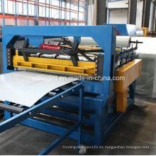 Máquina de corte automático simple