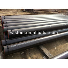 ASTM SA106 corrugated steel pipe price for high-pressure boiler pipe