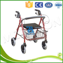 Mobile Lightweight Folding Wheelchairs For Travelling