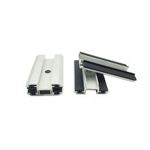 With EPDM Solar Clamp Thin Film Clamp For Solar Glass Panel