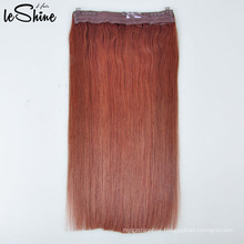 Unprocessed Wholesale Colour Fish Wire Hair Pieces