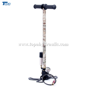 Hot sale for Paintball Air Pump 30mpa Fold camouflage dragon pcp pump supply to New Zealand Supplier